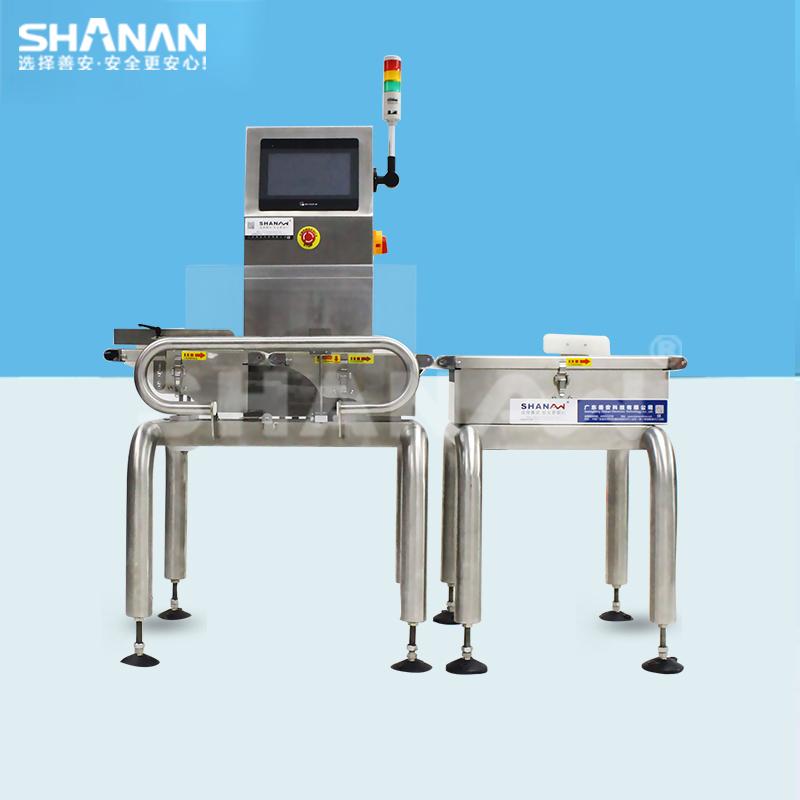 SACW-220高精度重量檢測機(ji)